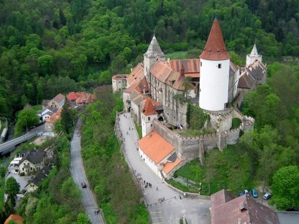 Krivoklat Castle Tour