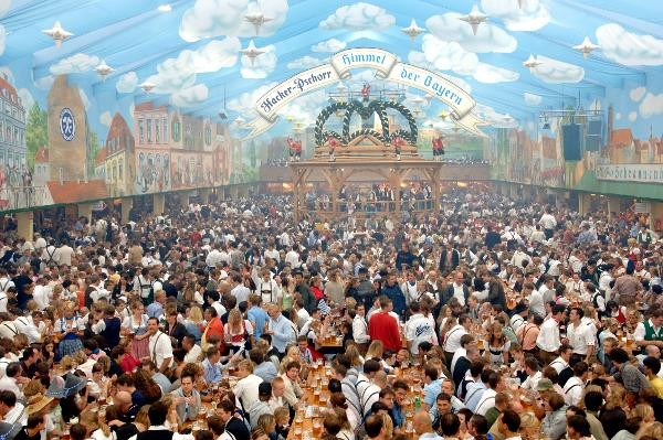 Munich Brewery Tour English